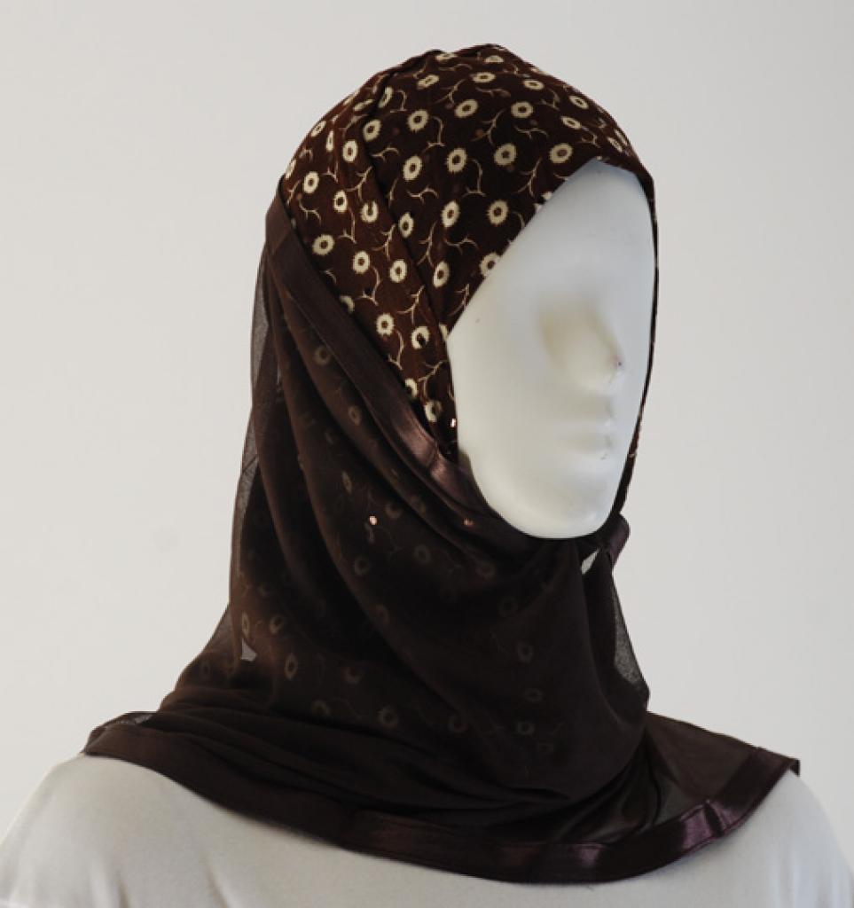 Kuwaiti Style Shayla Wrap  hi1536