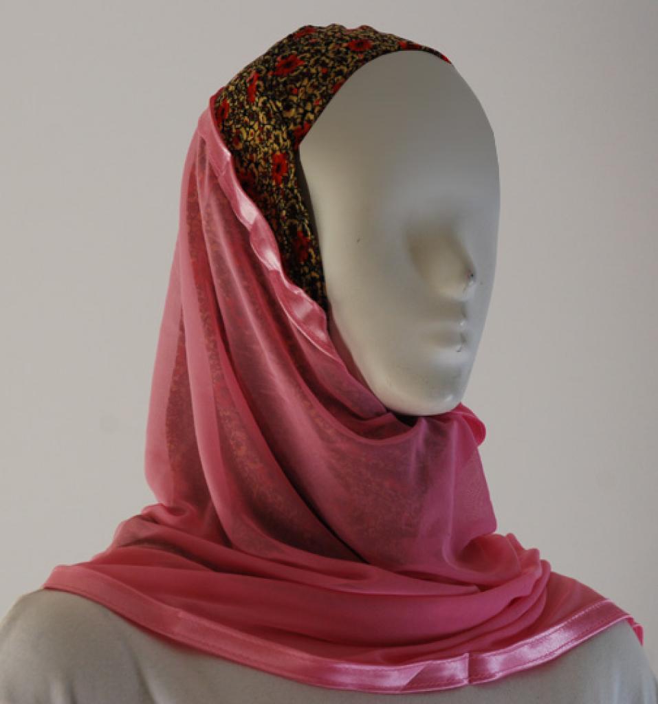 Kuwaiti Style Shayla Wrap  hi1539