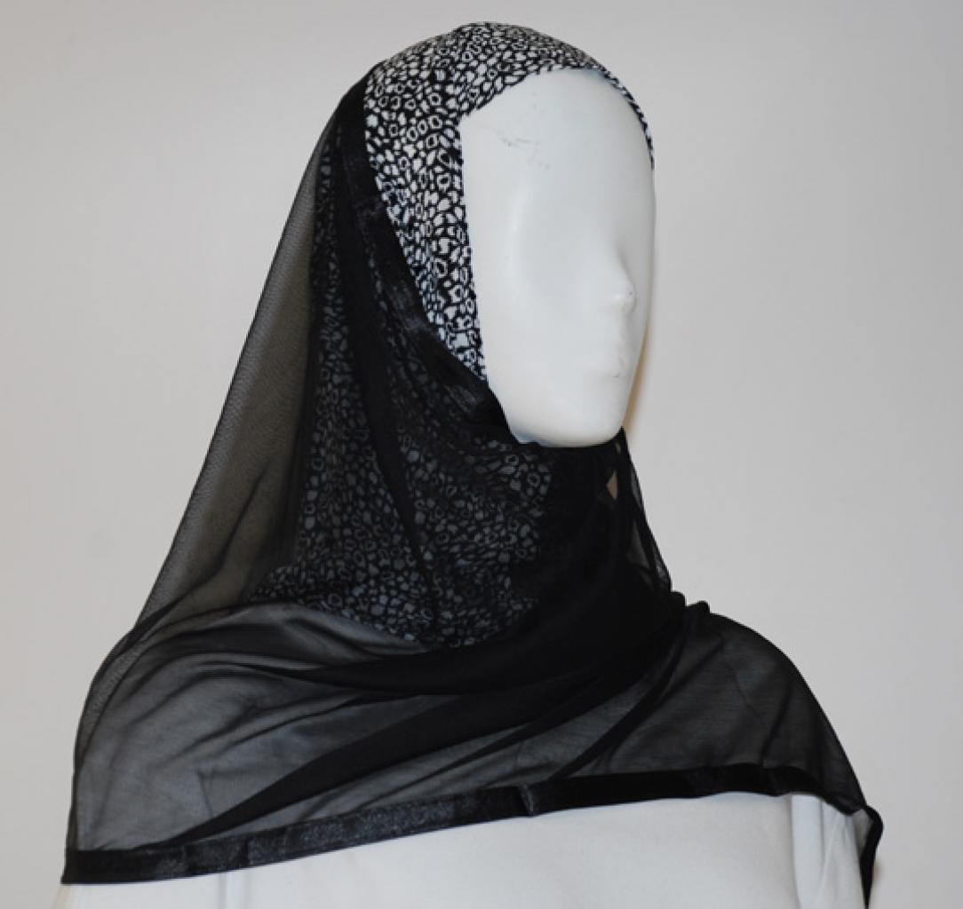 Kuwaiti Style Shayla Wrap  hi1540