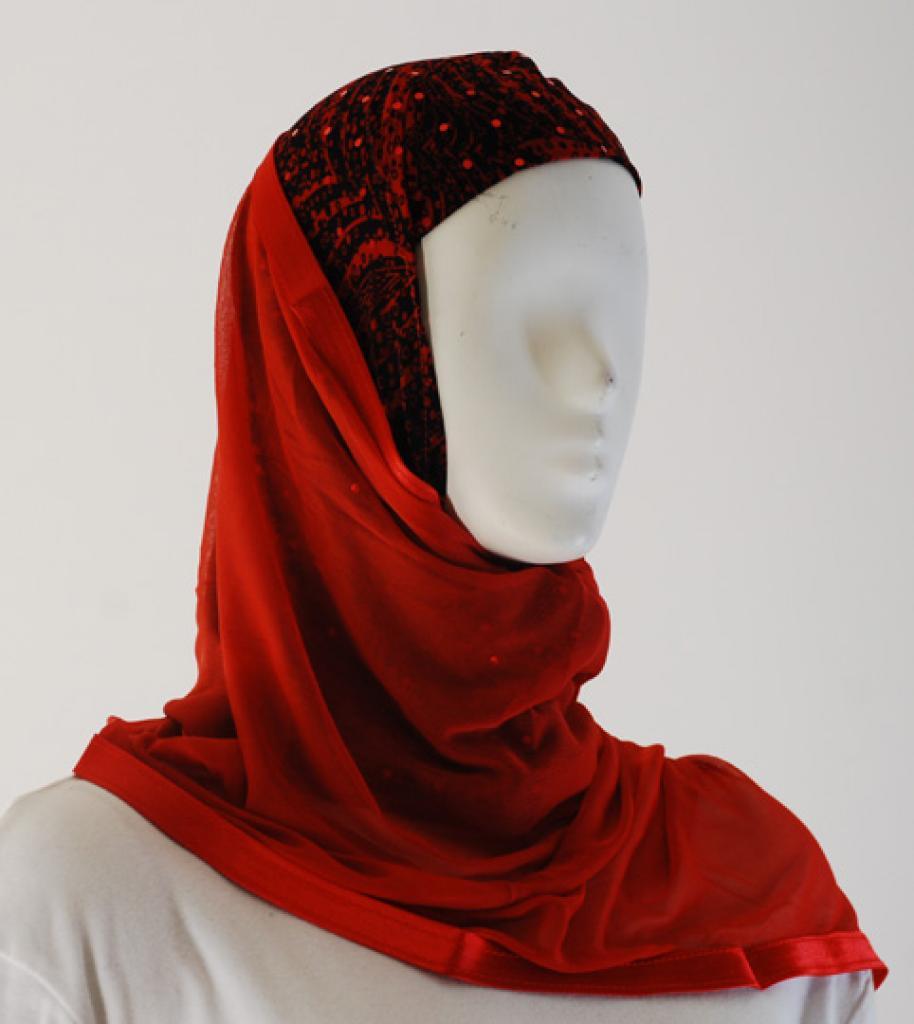 Kuwaiti Style Shayla Wrap  hi1541