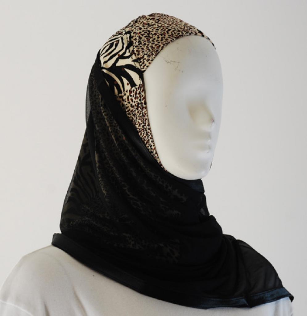 Kuwaiti Style Shayla Wrap  hi1544