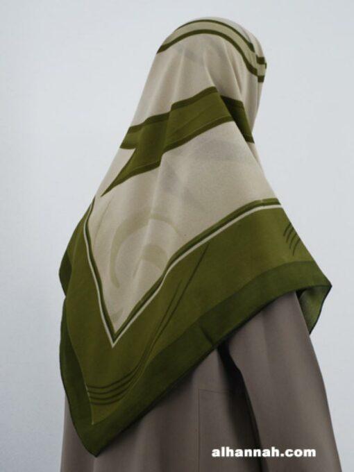Nurel Turkish Gauze Hijab  hi1545