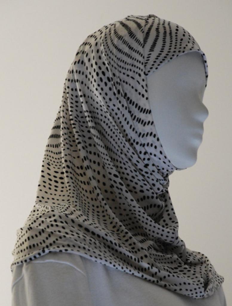 Lycra Al Amirah Hijab hi1549
