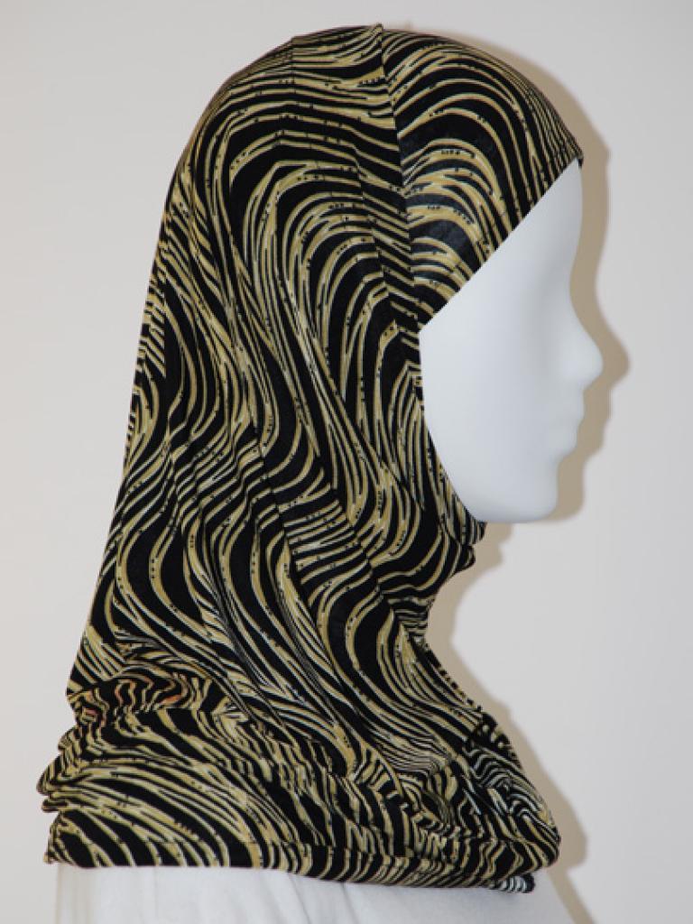 Lycra Al Amirah Hijab hi1566