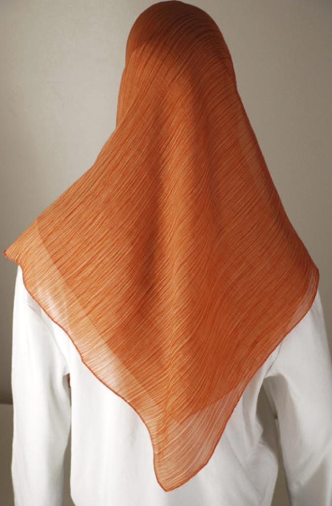 Chiffon Georgette Hijab hi1604