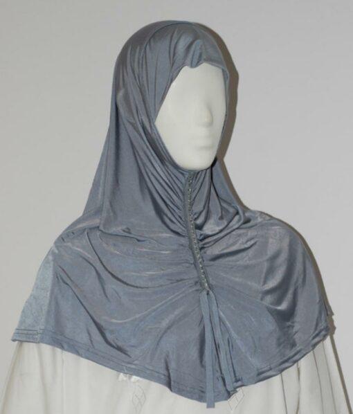 Rhinestone Cinch Al Amirah Hijab hi1629
