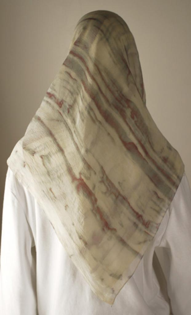 Crepe Georgette Hijab hi1637