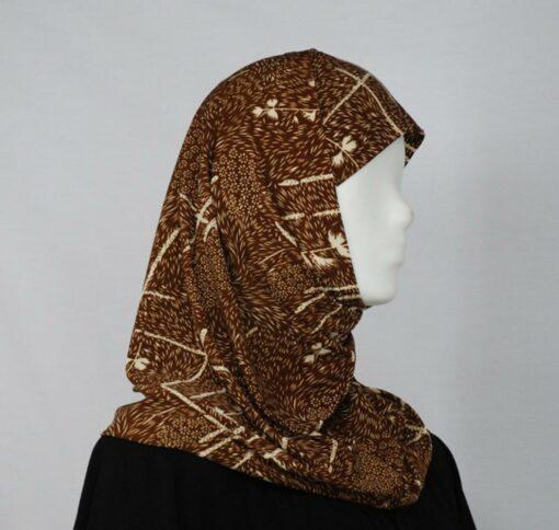 Floral Fields Al Amirah Hijab hi1640