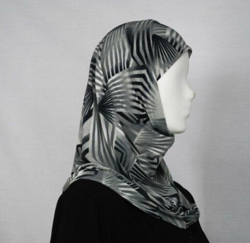 Abstract Al Amirah Hijab hi1643