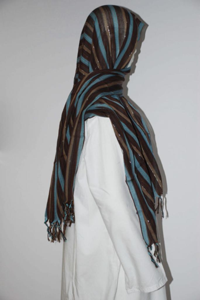 Striped Cotton Blend Shayla  hi1650