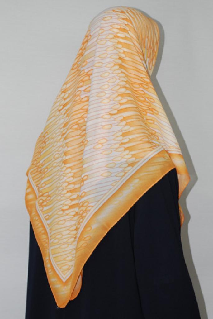 Multitone Turkish Gauze Hijab  hi1670