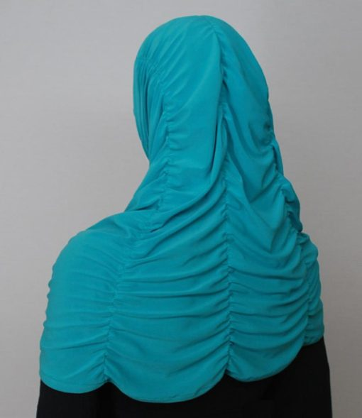 Al Amirah Ruched Style Hijab hi1696