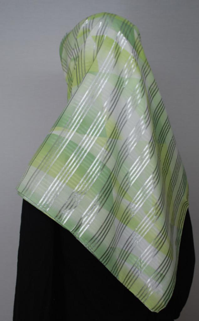 Lightweight Georgette Printed Hijab  hi1706