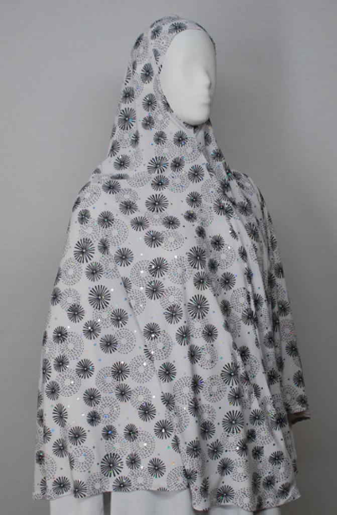 Al Amirah Extra-long Hijab hi1727