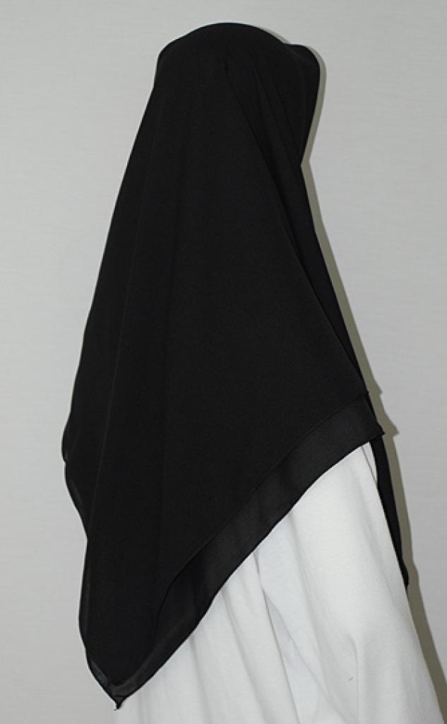 Nurel Deluxe Solid Color Hijab hi1744