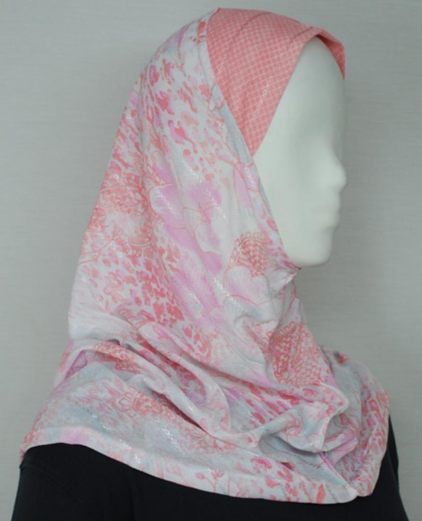 Lycra Al Amirah Hijab  hi1766