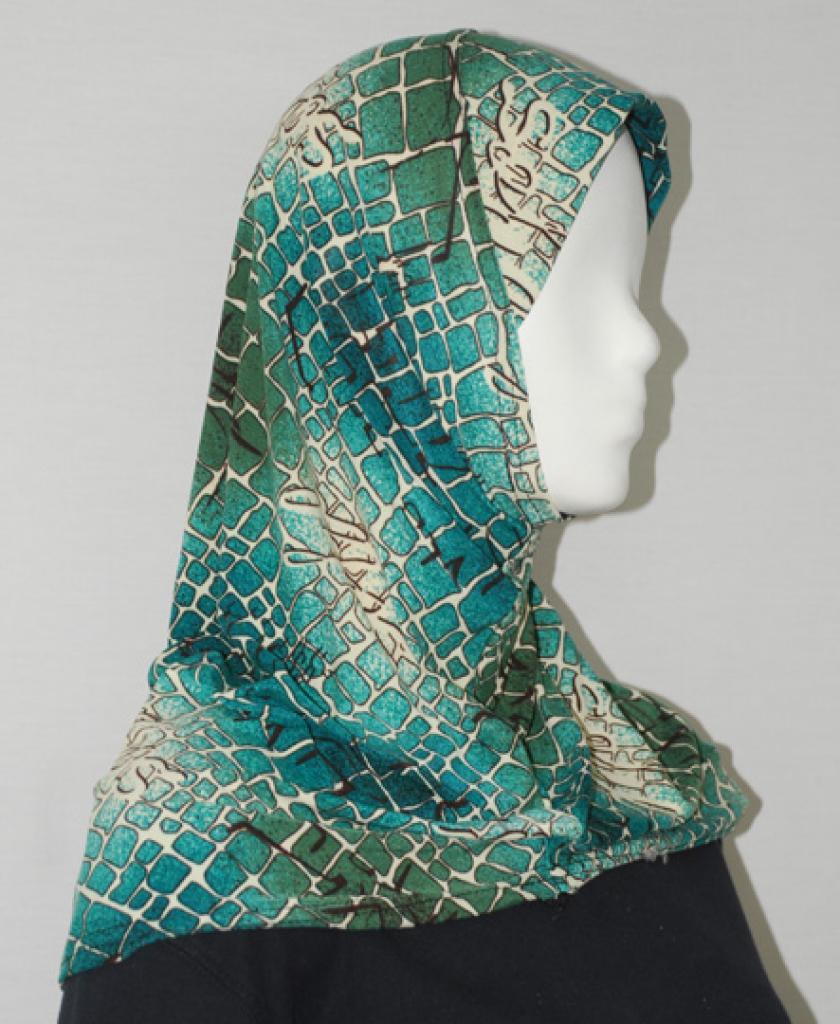 Lycra Al Amirah Hijab  hi1769