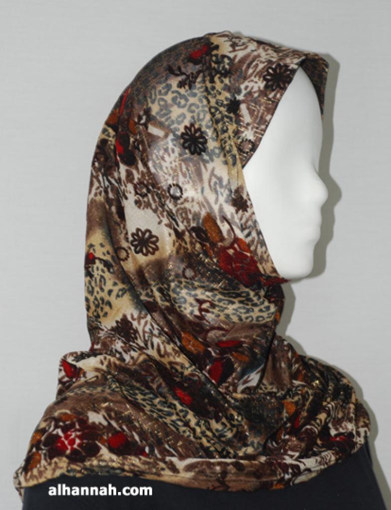 Lycra Al Amirah Hijab  hi1773