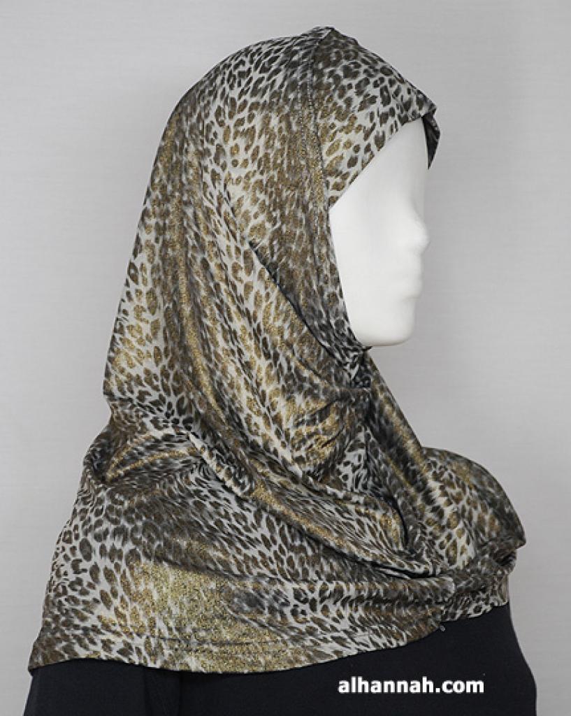 Lycra Al Amirah Hijab  hi1774