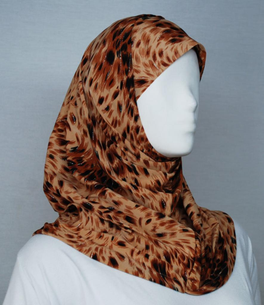 Lycra Al Amirah Hijab hi1780