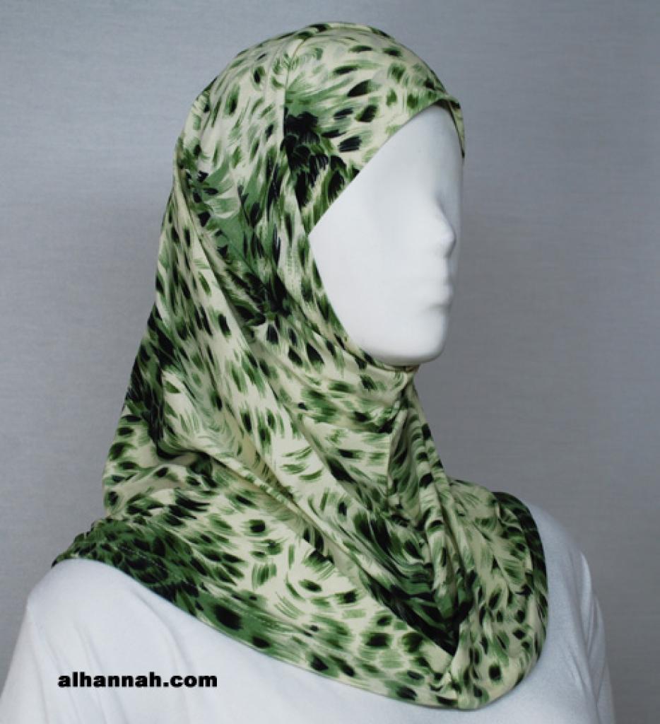 Lycra Al Amirah Hijab  hi1781
