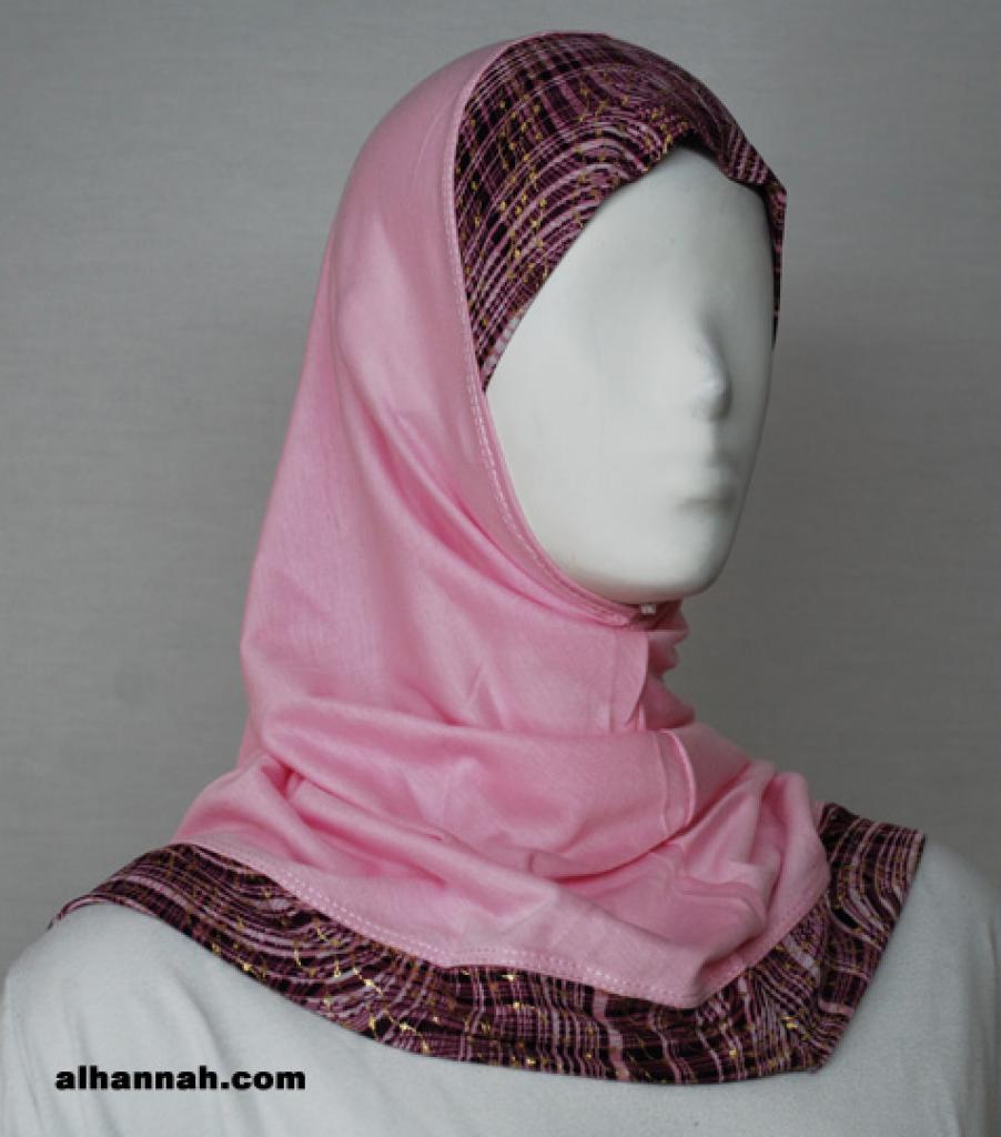 Girls One Piece Al Amirah Hijab hi1783
