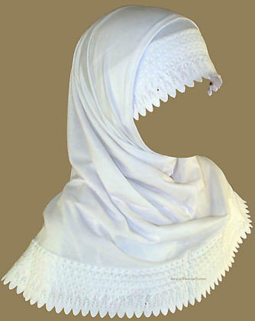 Al-Amirah One Piece Beaded Hijab hi1828