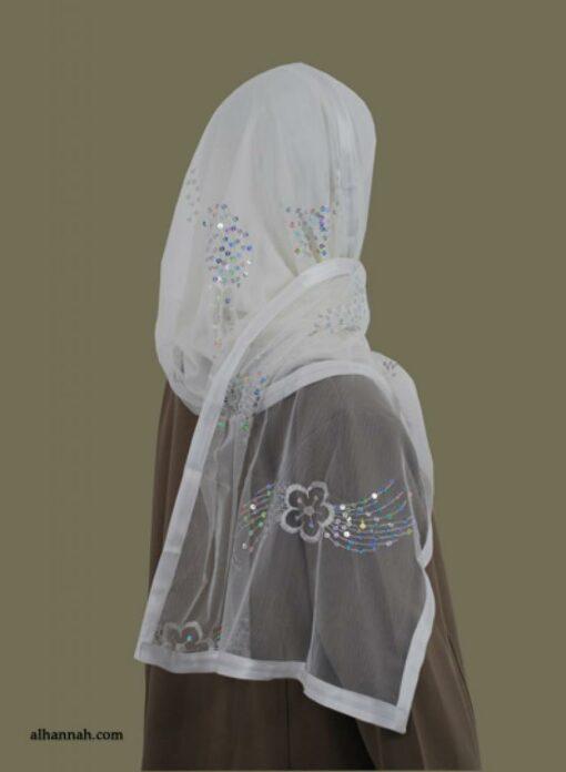 Kuwaiti Style Shayla Wrap hi1839