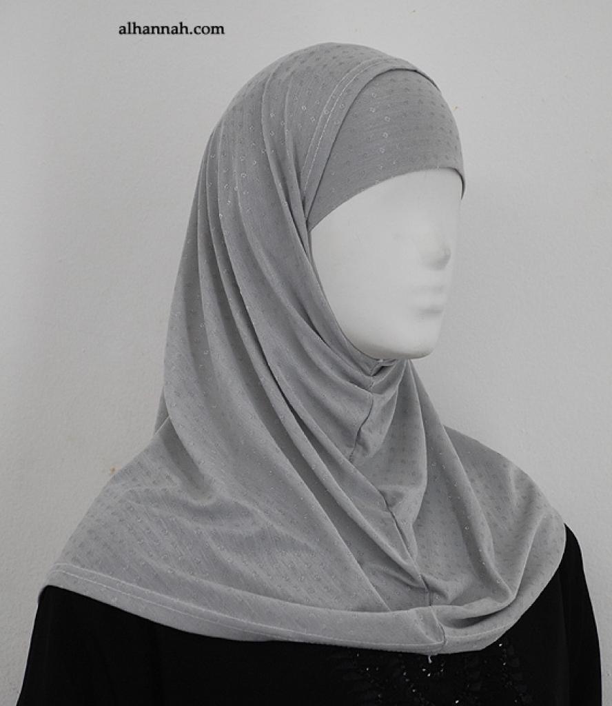 Al Amira 2 Piece Religious Veil  hi1862
