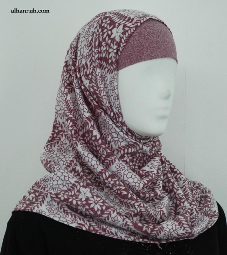 Al Amira 2 Piece Religious Veil  hi1864