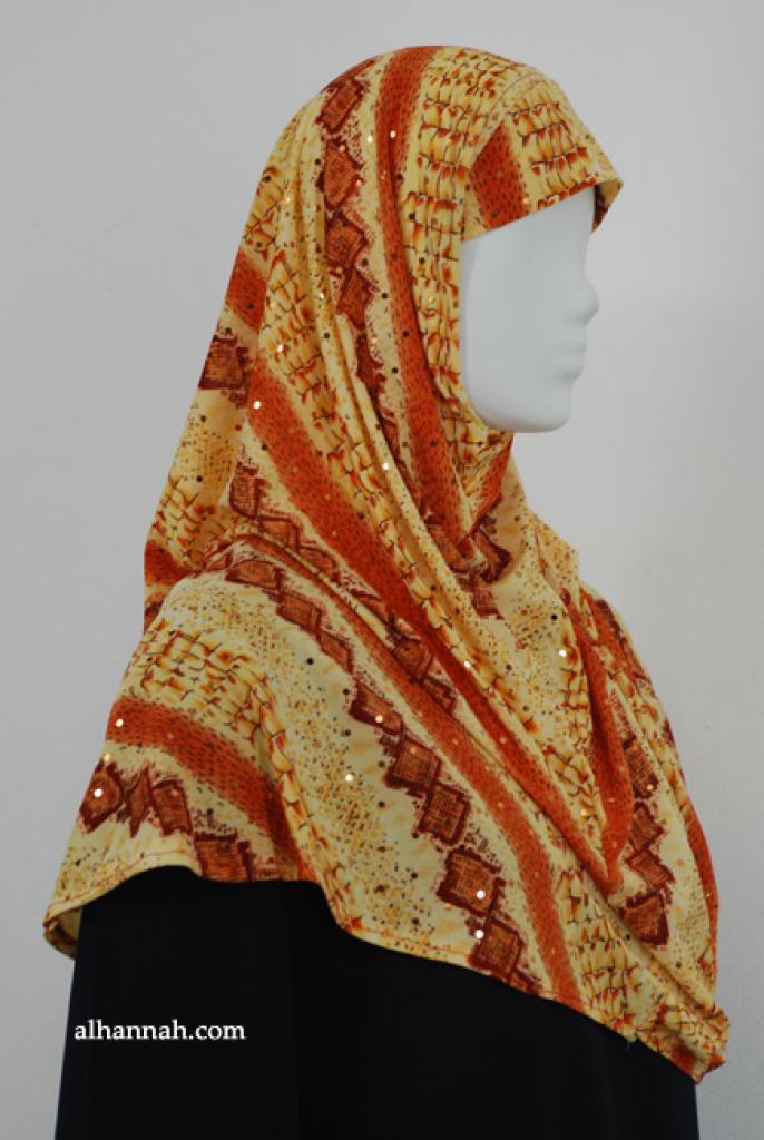 Al Amirah One-piece Hijab  hi1887