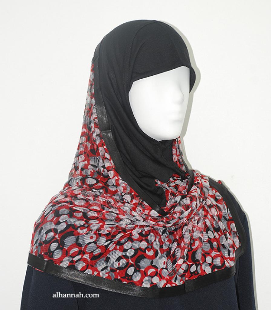 Kuwaiti Style Shayla Wrap hi1900
