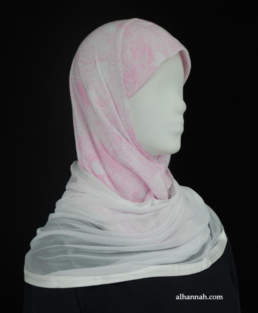 Kuwaiti Style Shayla Wrap hi1901