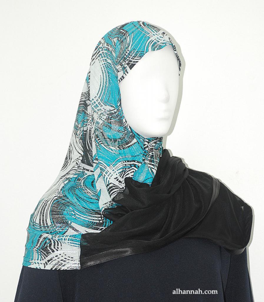 Kuwaiti Style Twist Wrap hi1903