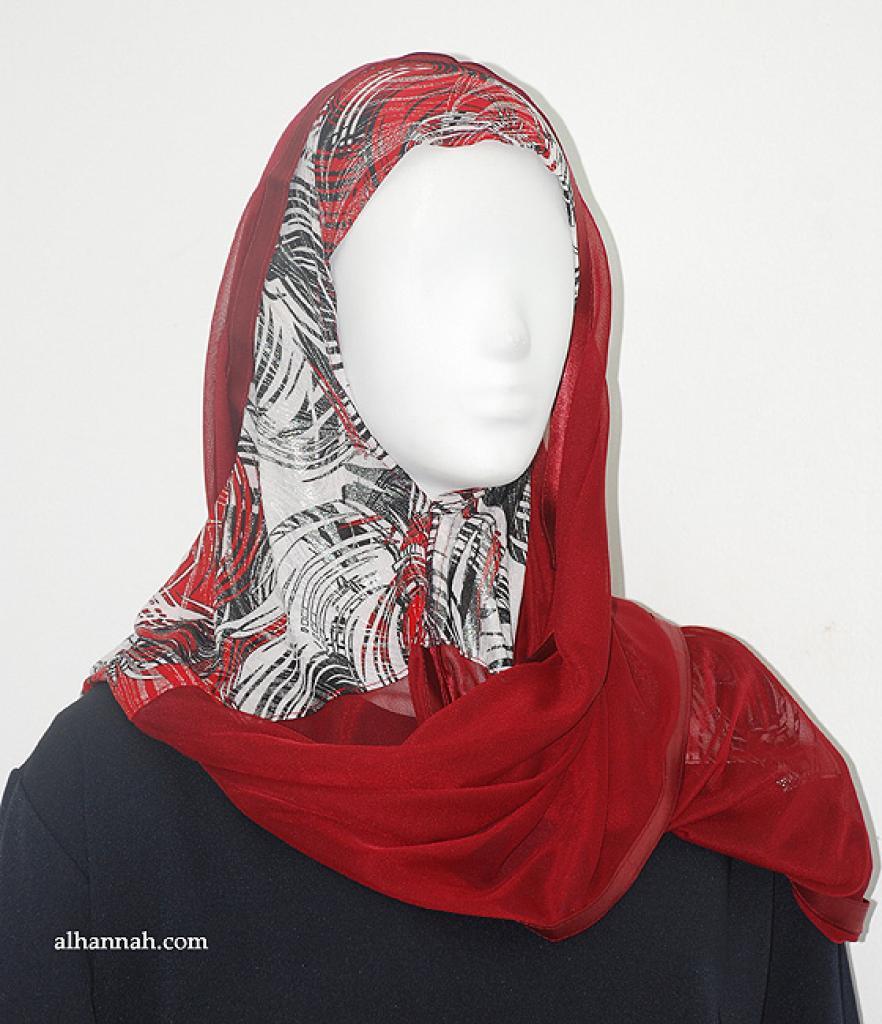 Kuwaiti Style Twist Wrap hi1904