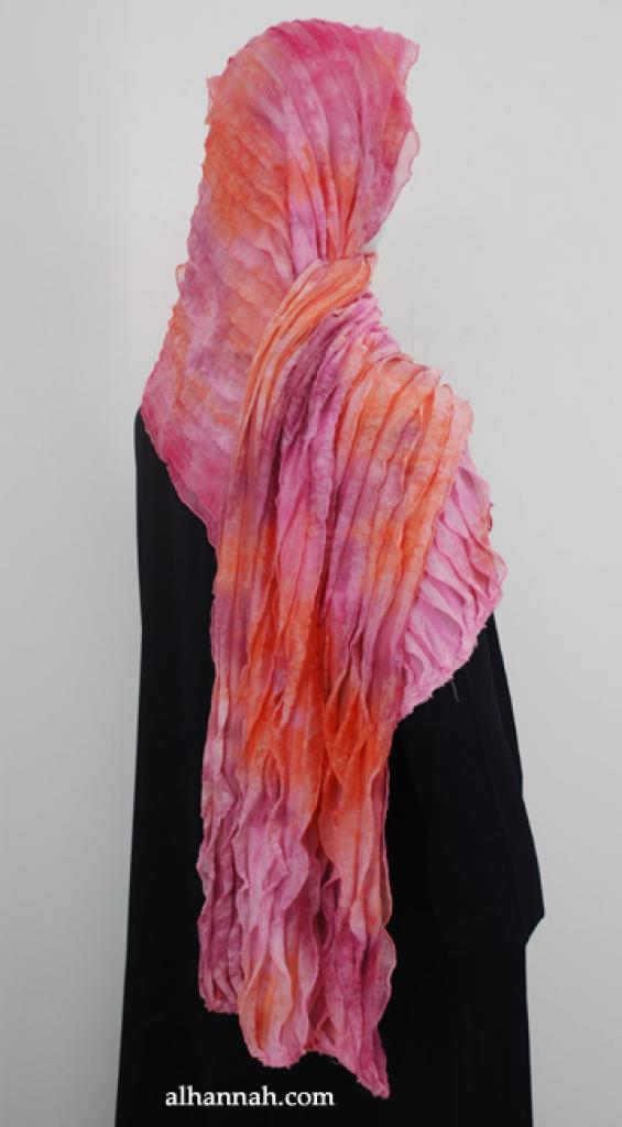 Multitone Print Shayla Wrap  hi1905