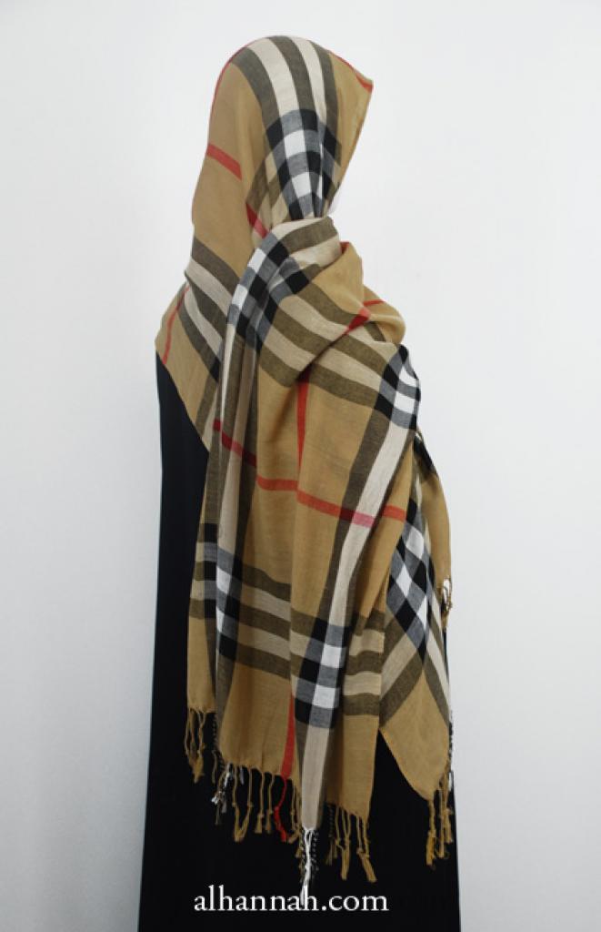Multitone Acrylic Shayla Wrap hi1906