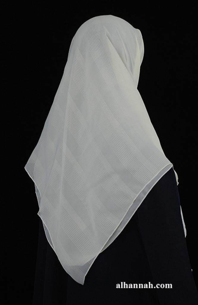 Solid Color Georgette Hijab hi1950