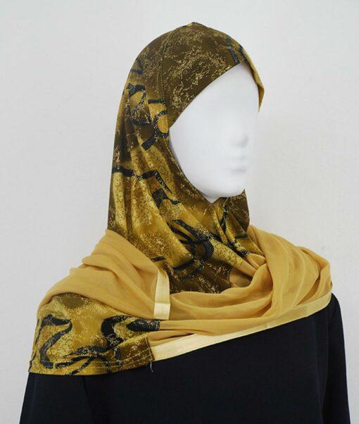 Kuwaiti Style Twist Wrap hi1960