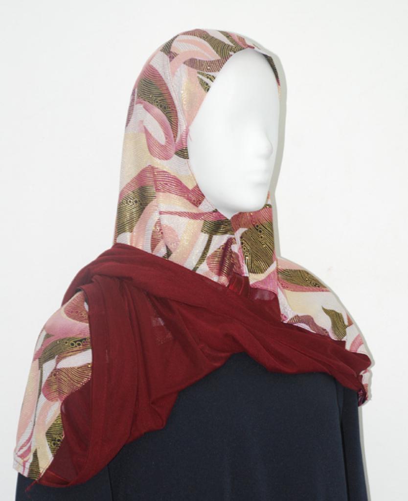 Kuwaiti Style Twist Wrap hi1961