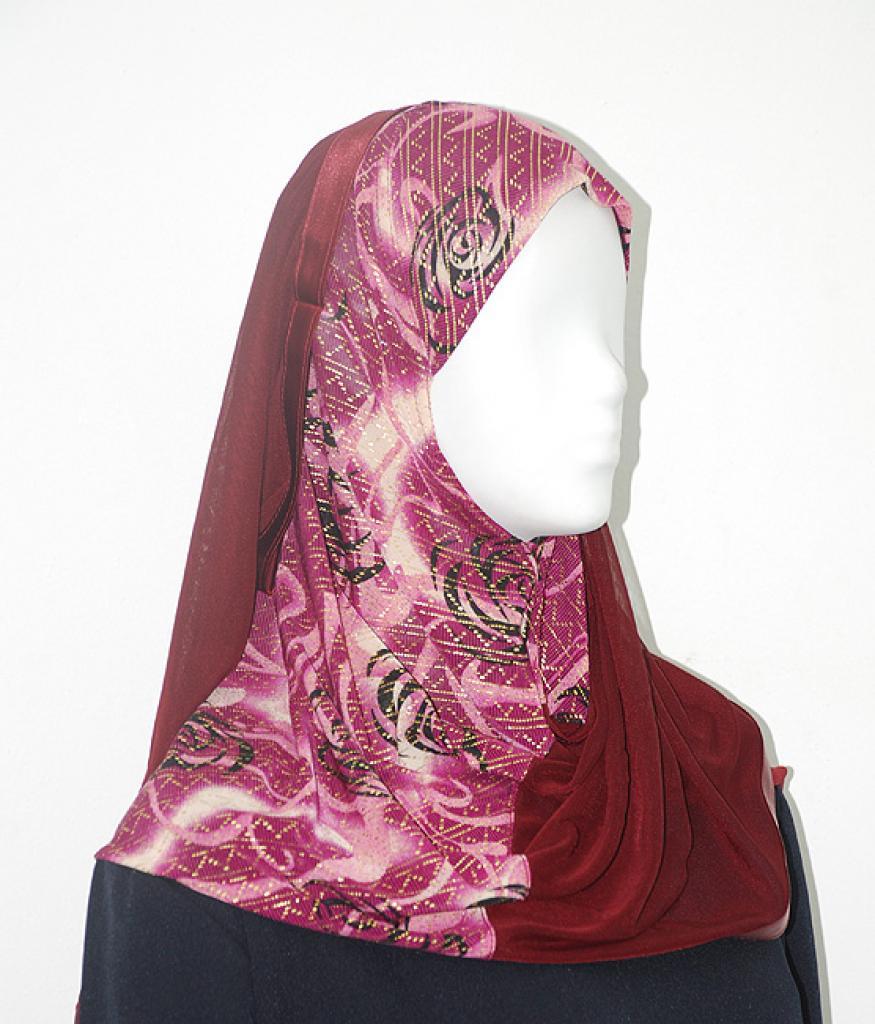 Kuwaiti Style Twist Wrap hi1962