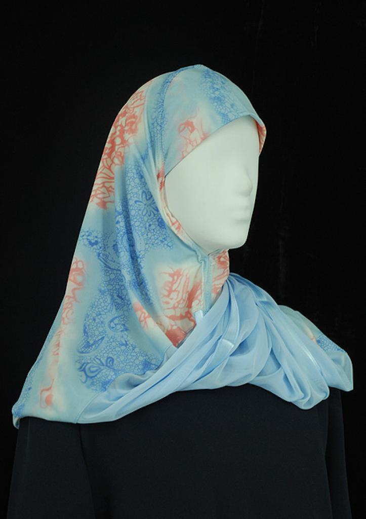 Kuwaiti Style Twist Wrap hi1963