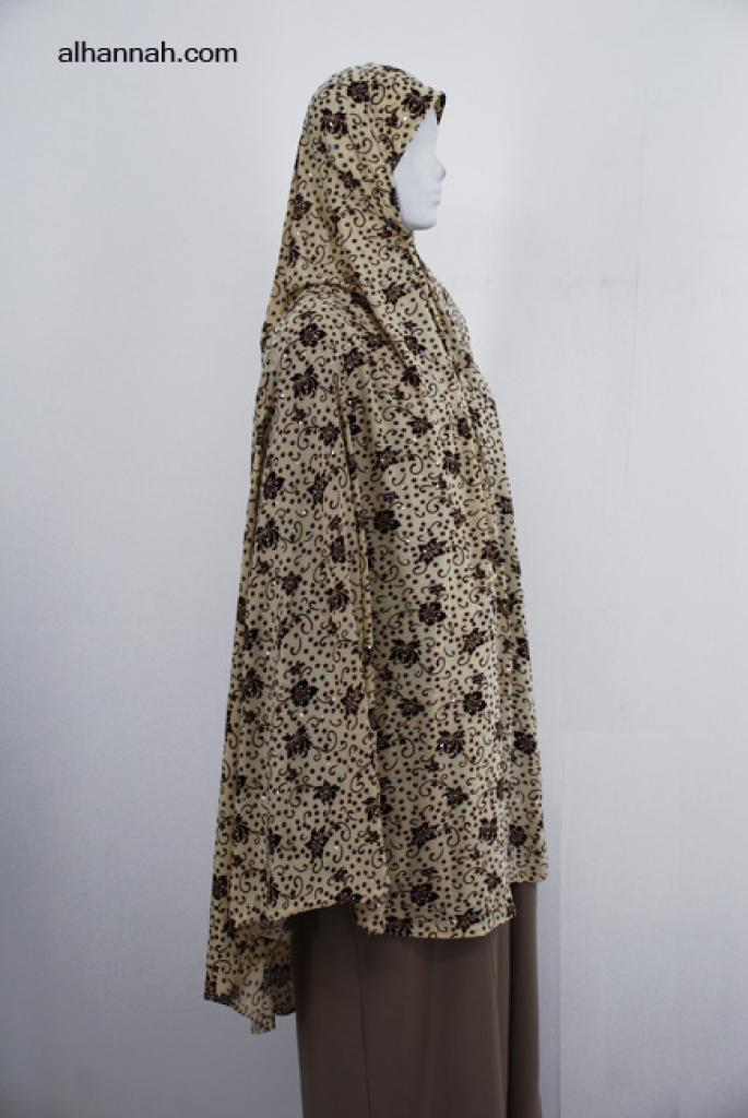 Deluxe Printed Al Amirah Hijab hi1981