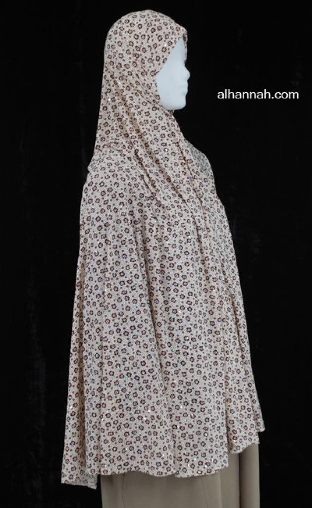 Deluxe Printed Al Amirah Hijab hi1985