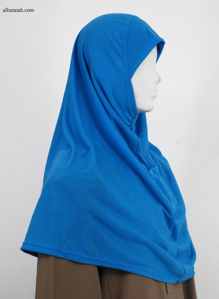 Classic Amirah Hijab -  One Piece Style hi1999