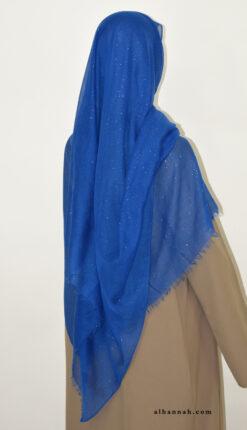 Oversized Muslim Cotton Blend Wrap hi2074