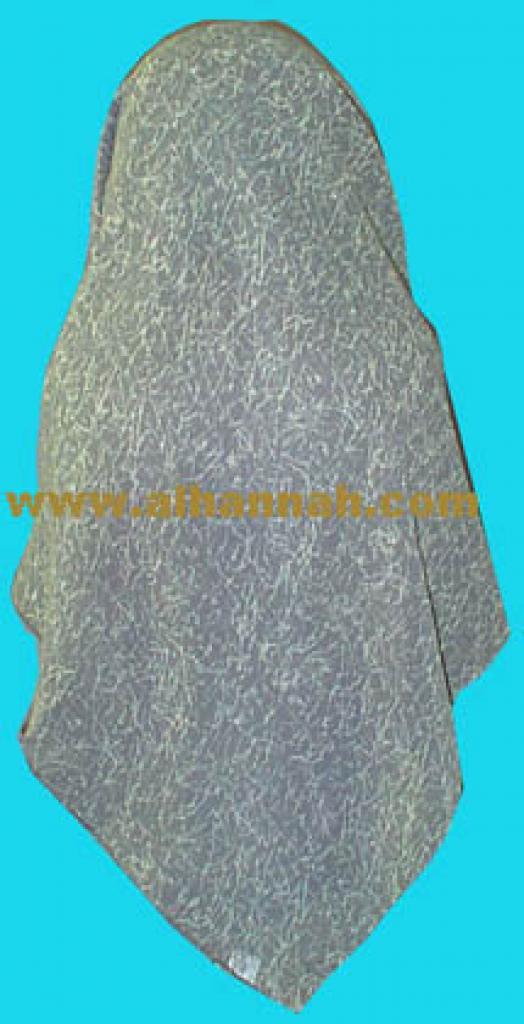 Chiffon marble pattern Hijab   hi304
