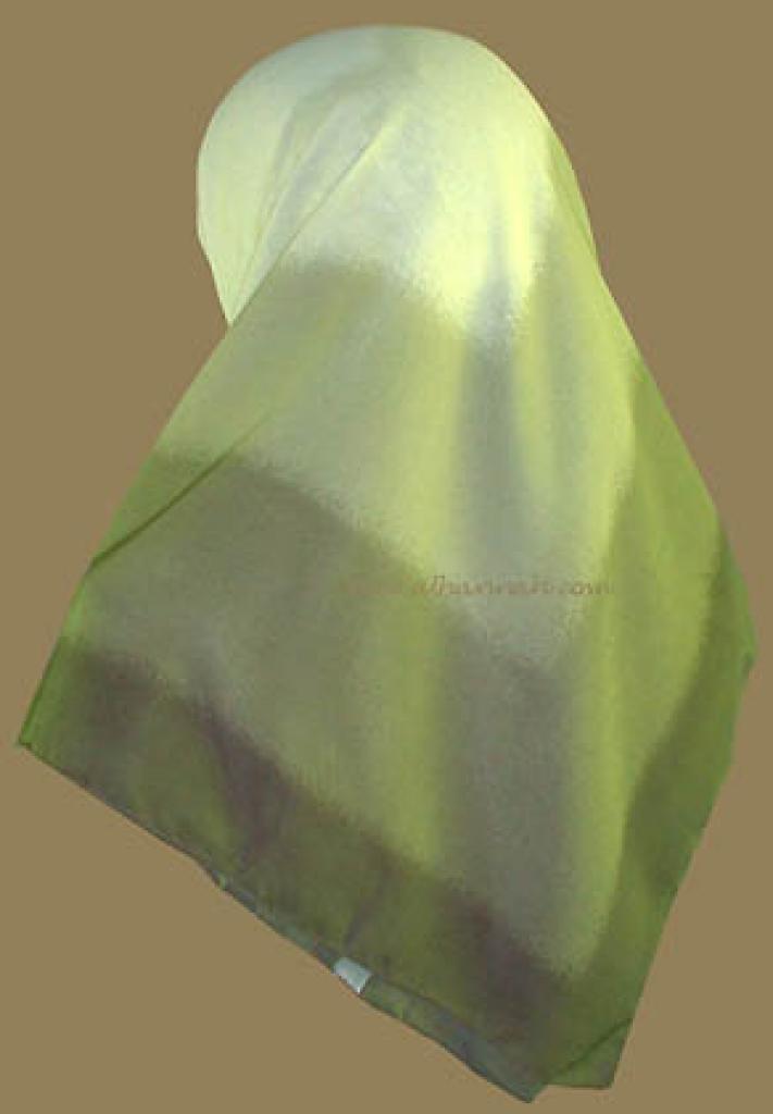 Gradient Pattern Jordanian Hijab hi602