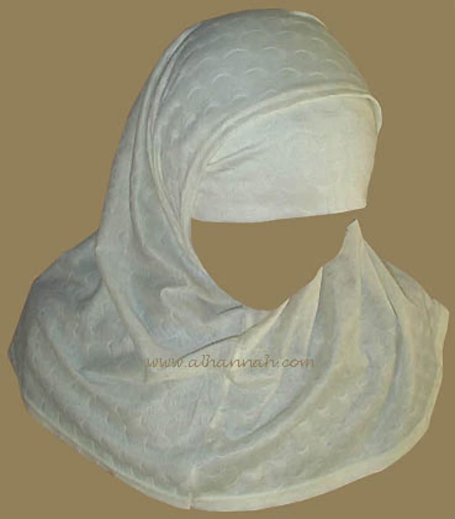 Textured Al Amira Hijab hi608