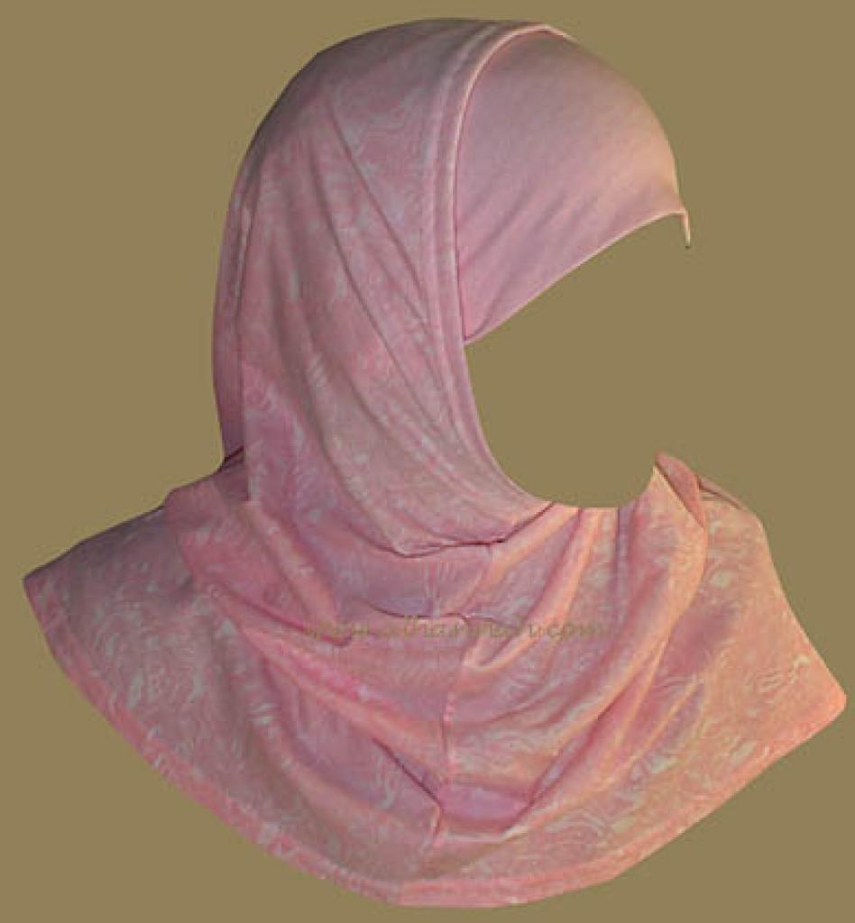 Tie Dye Al Amira Hijab hi609